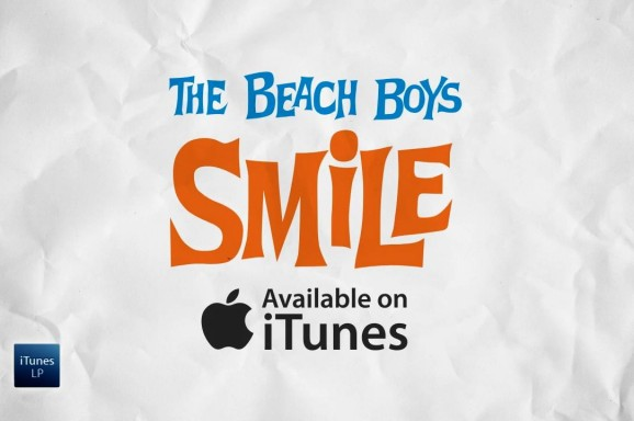 The Beach Boys Smile iTunes LP & Trailer
