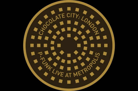 George Clinton – Chocolate City London DVD